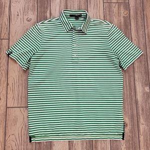 Men's RLX Ralph Lauren Golf Polo Green Medium